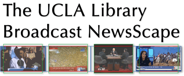 The UCLA Library Broadcast NewsScape